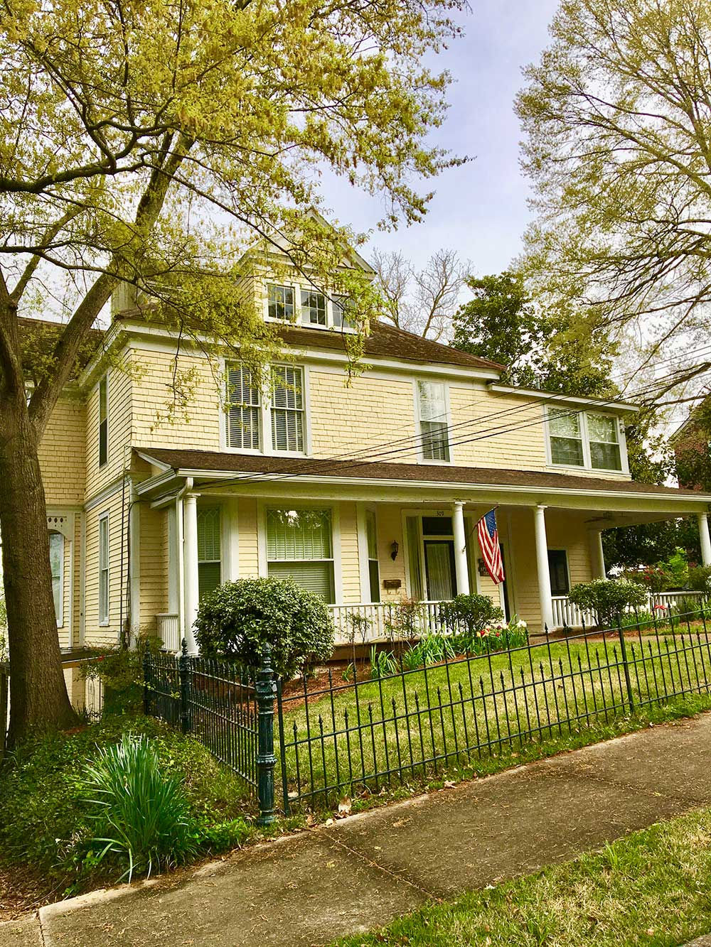 309-2 E 3rd Street, Rome, Georgia 30161, 1 Bedroom Bedrooms, ,1 BathroomBathrooms,House,Rental,E 3rd Street,1074