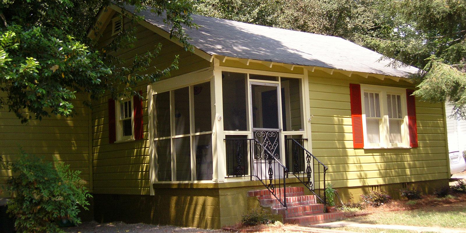 419 E 10th Street, Rome, Georgia 30161, 1 Bedroom Bedrooms, ,1 BathroomBathrooms,House,Rental,E 10th Street,1076
